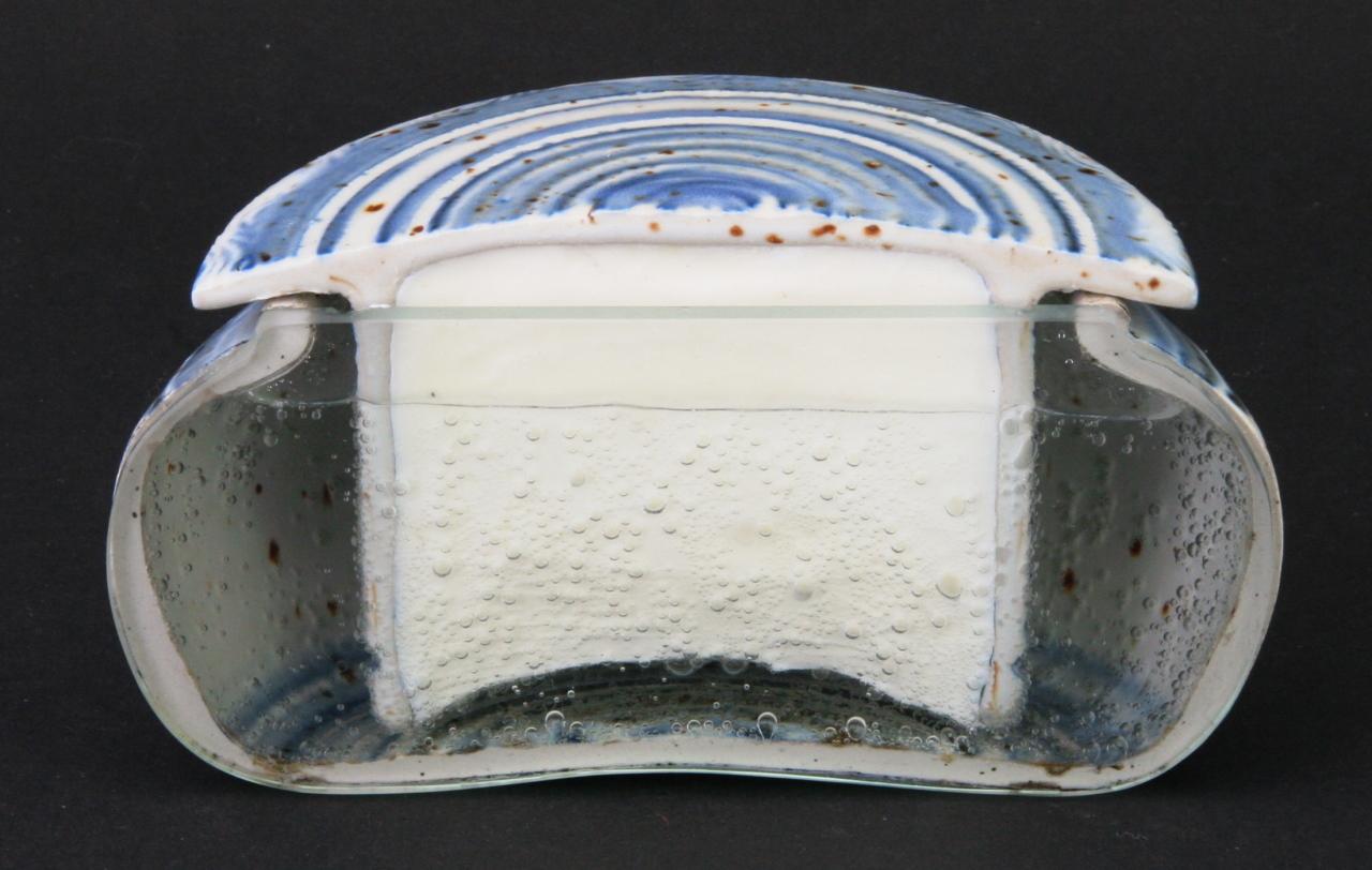 wassergekühlte butterdose
